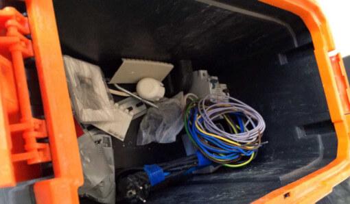 Elektromos hálózat kiépítése ár